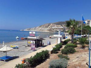 Cyprus, Pissouri Bay