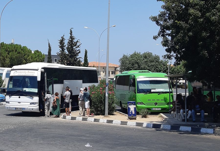 Karavella Bus Station