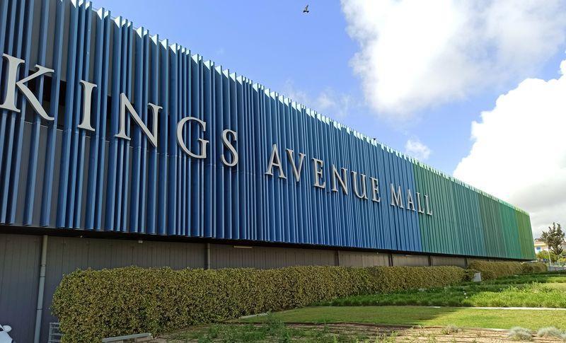 Kings Avenue Mall в Пафосе, Кипр
