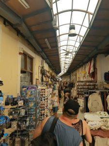 Рынок в верхнем городе Пано Пафос