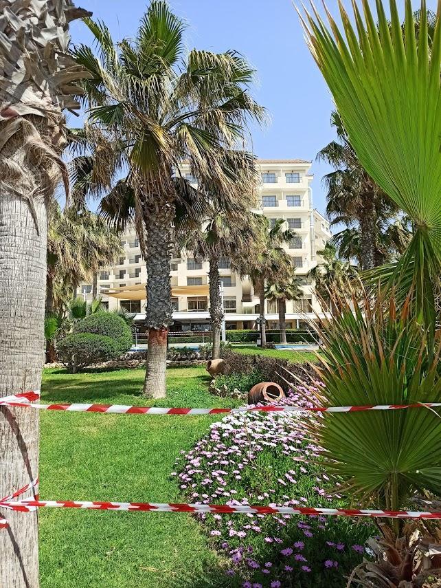 Карантин остановил работу отелей Кипра