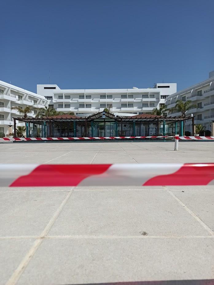 Кипр, коронавирус - отели Пафоса на карантине