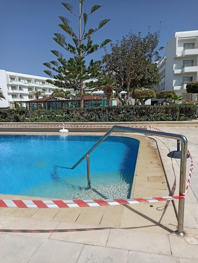 Кипрские отели не работают из-за коронавируа