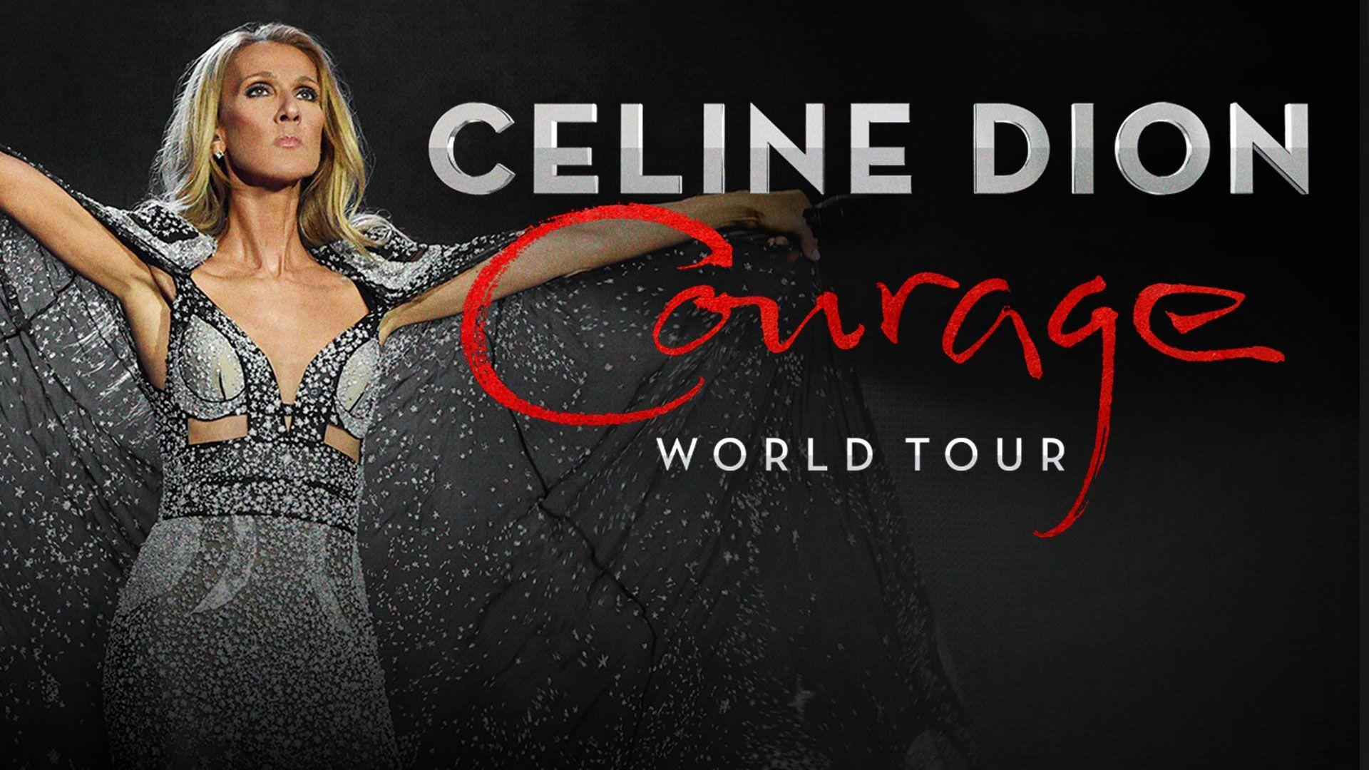 Концерт Селин Дион на Кипре