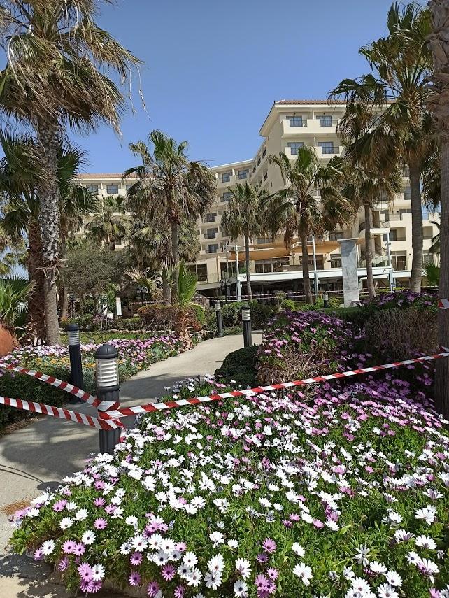 Отели Кипра на карантине из-за коронавируса