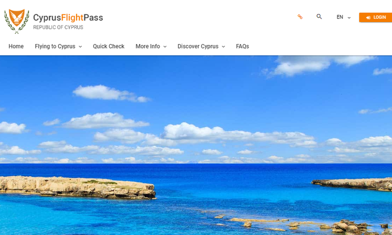 cyprus flight pass
