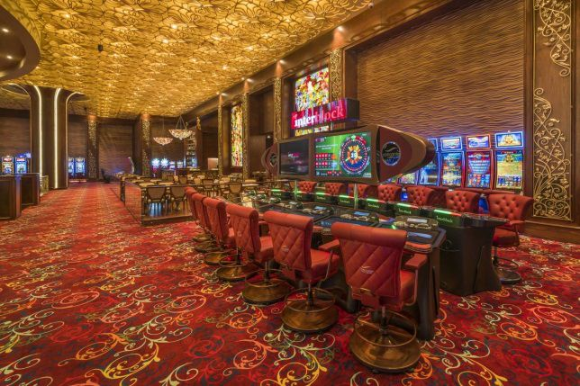 Казино Кипра - Concorde Resort & Casino Bafra