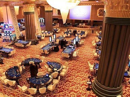 Казино Кипра - Cratos Premium Hotel & Casino