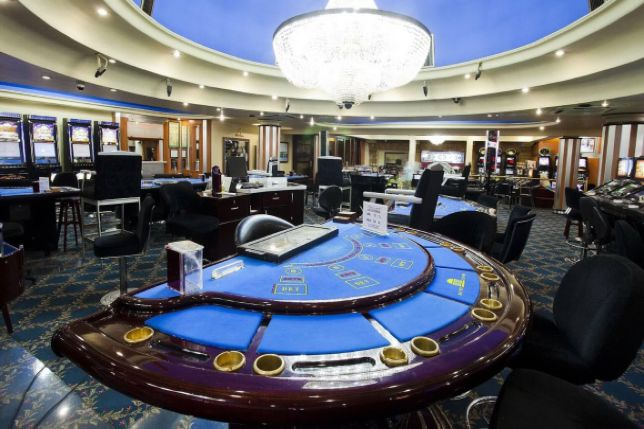 Казино Кипра - Dome Hotel & Casino