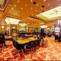 Казино Кипра - Grand Pasha Hotel & Casino