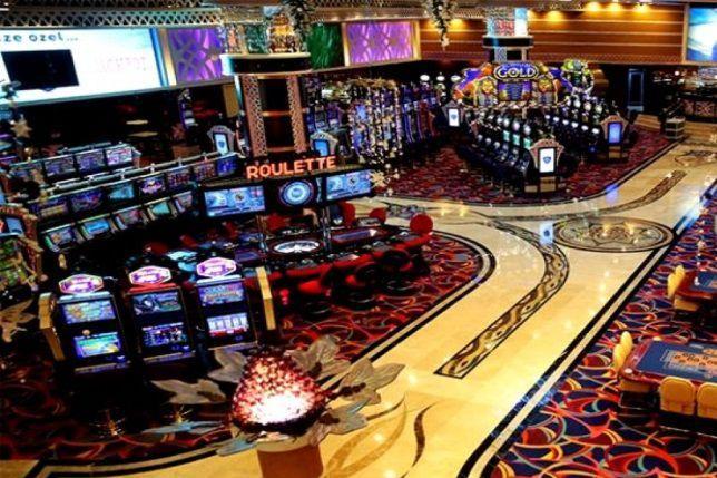 Казино Кипра - Merit Royal Hotel Casino & Spa