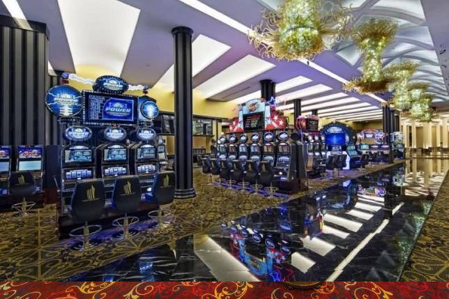 Казино Кипра - Noah's Ark Deluxe Hotel & Casino
