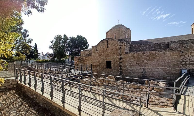 Кипр - достопримечательности Пафоса